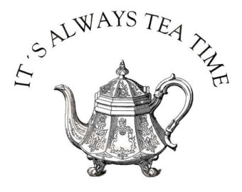 Tea Party clipart 50's #2
