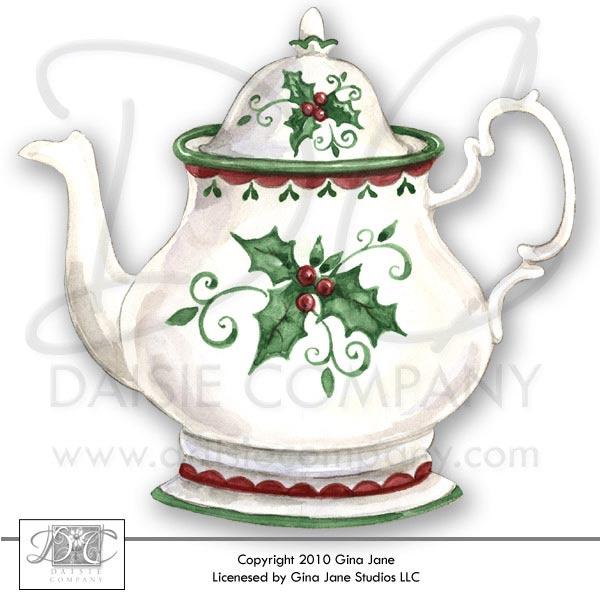 Teacup clipart christmas Illustrations DAISIE Tea Clipart Christmas