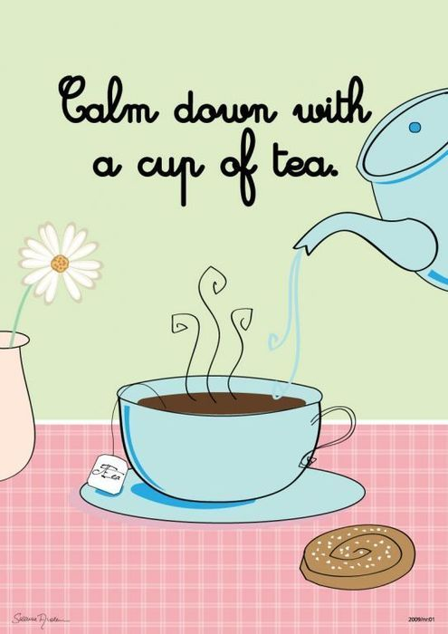 Tea Party clipart coffee morning Images Tea cup tea 489