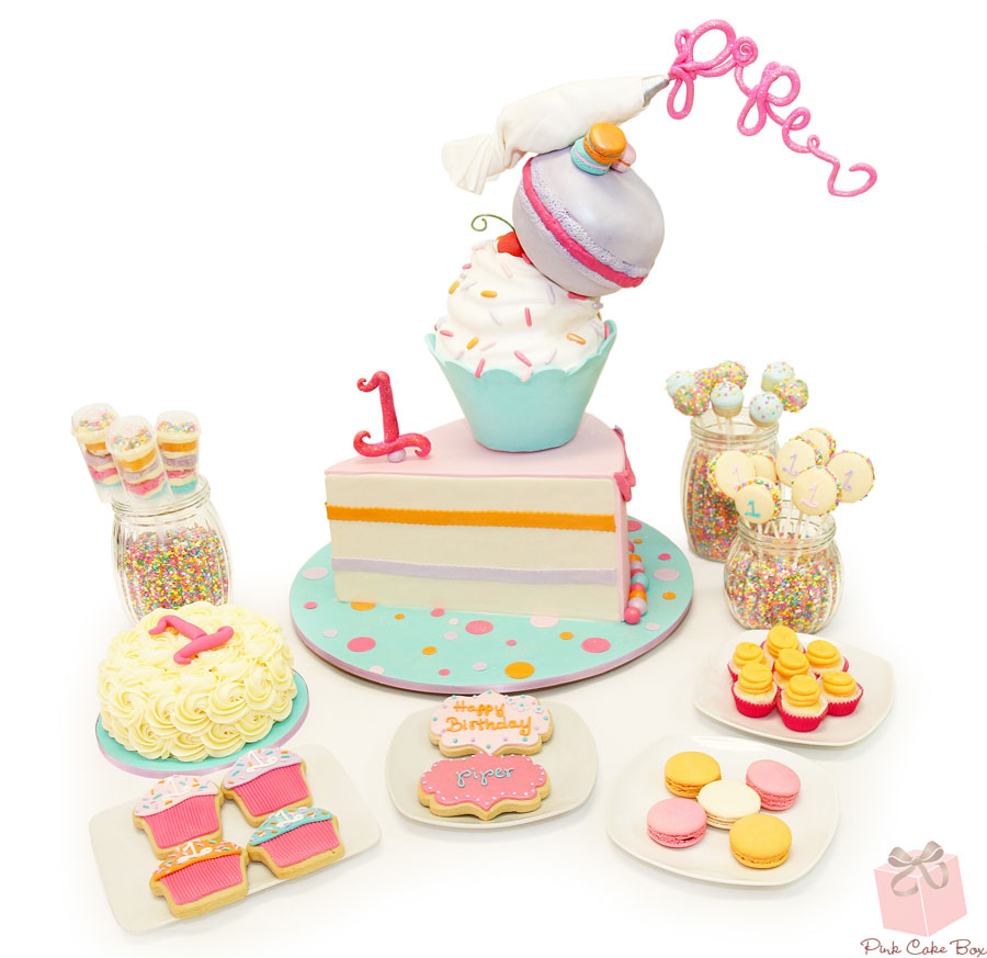 Tea Party clipart dessert table Cake Dessert Table Treats 15