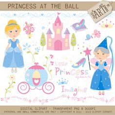 Tea Party clipart disney princess Pin Little party Art Commercial