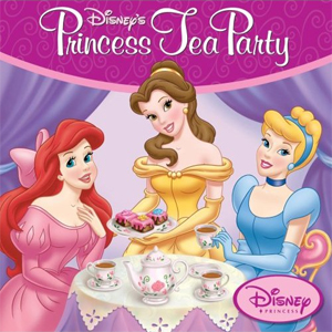 Tea Party clipart disney princess Princess Party Disney  Wikipedia
