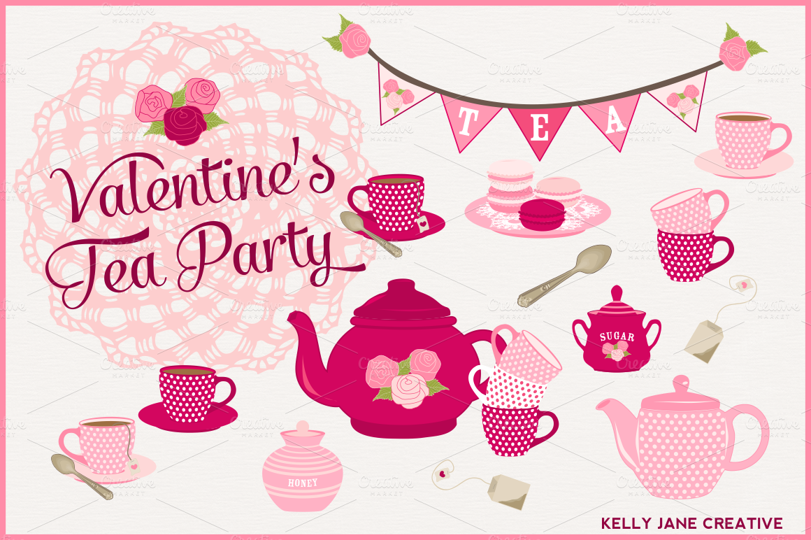 Tea Party clipart disney princess Tea Party good Tea Invitations