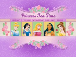 Tea Party clipart disney princess For up! day me Party