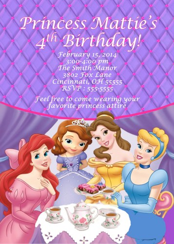 Tea Party clipart disney princess Party Tea clipart tea Party