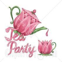Tea Party clipart english tea Pinterest best refer different Tea