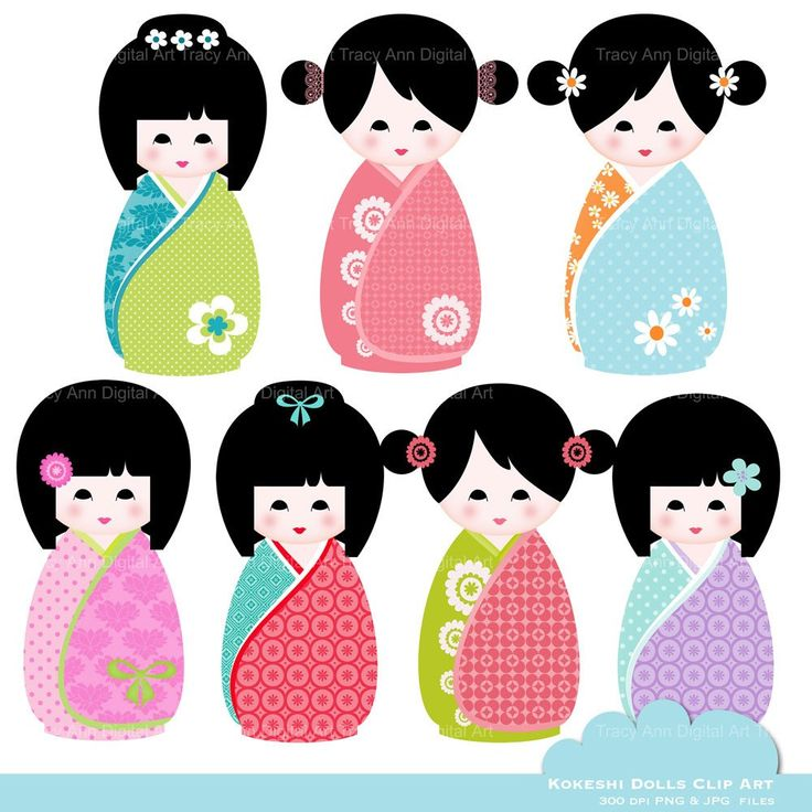 Tea Party clipart japanese #9