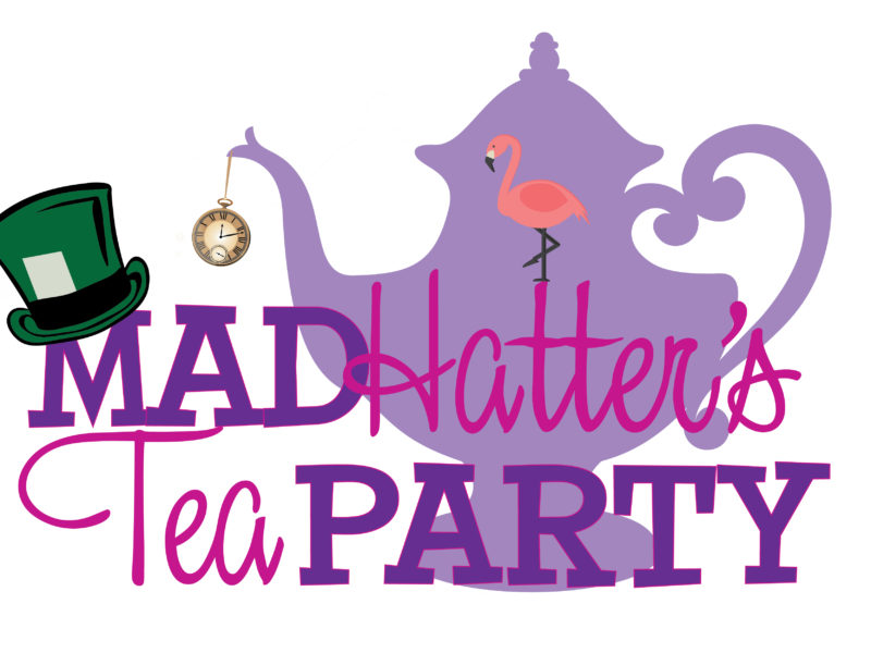 Tea Party clipart mad hatter #1