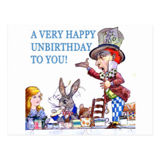 Tea Party clipart merry unbirthday A Unbirthday Very Zazzle Cards