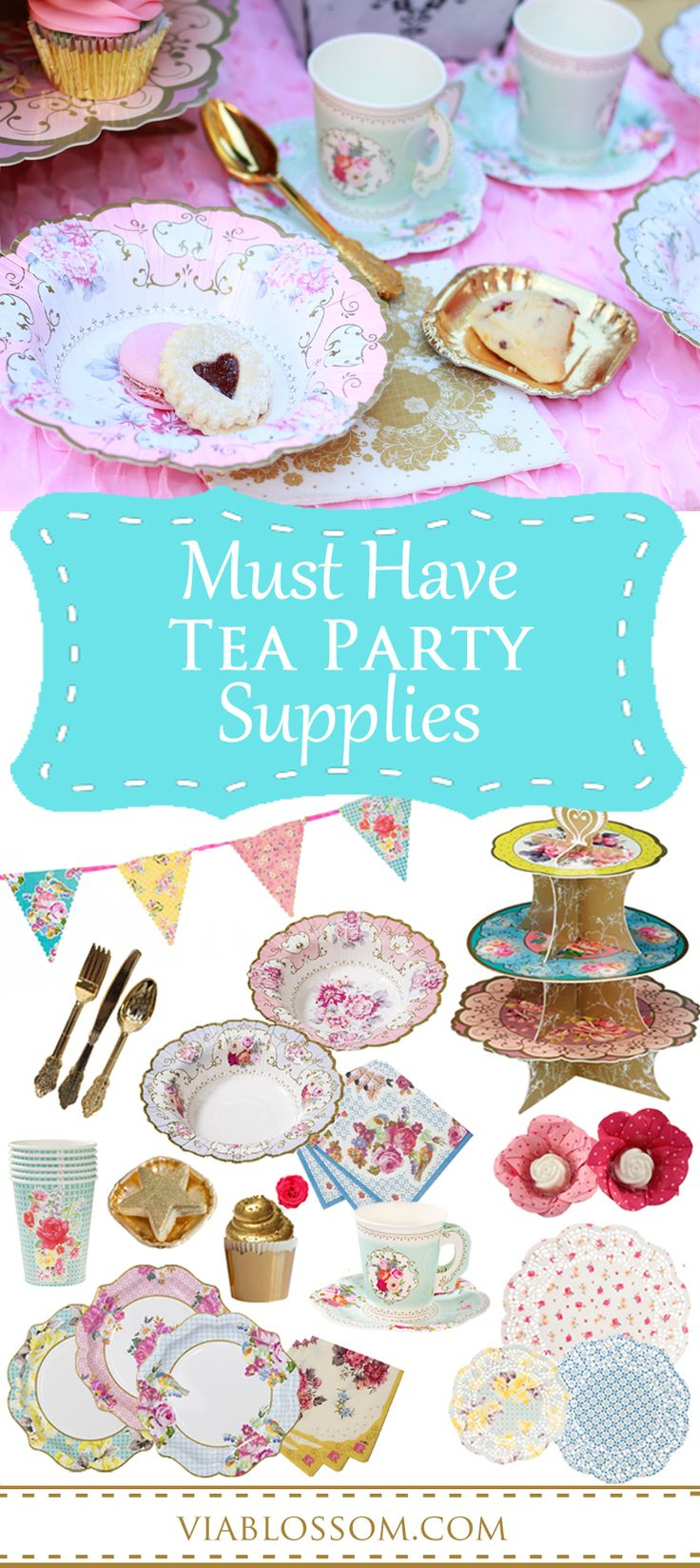 Tea Party clipart office lunch Baby party ideas Pinterest birthday