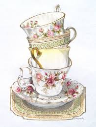 Tea Party clipart retro kitchen #9