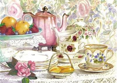 Tea Party clipart tea scone On & best on more