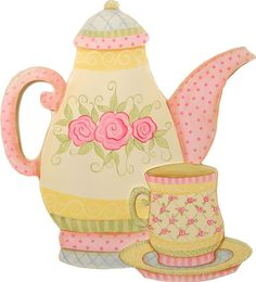 Tea Party clipart tea scone Pinterest changed pregnant used the