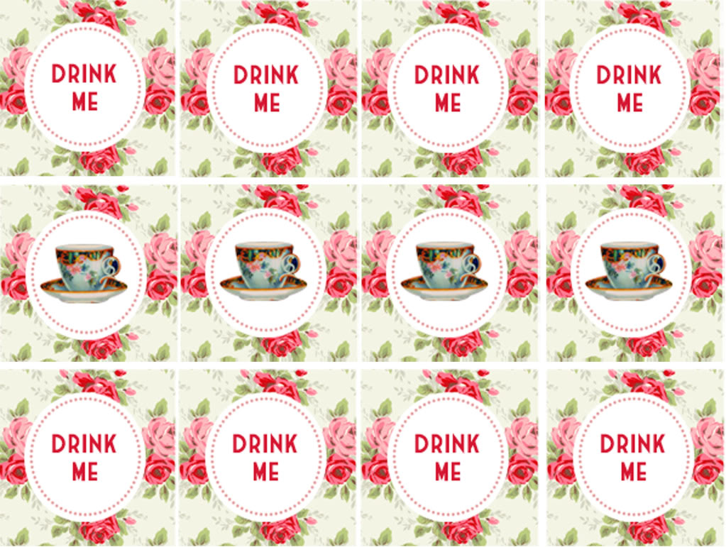Tea Party clipart vintage food #8