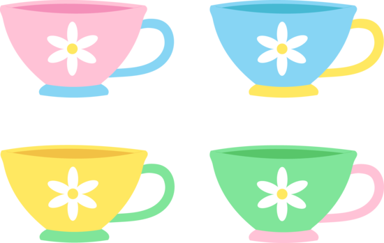 Teacup clipart british Teacup  and cup Clipart