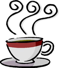 Teacup clipart coffee morning Coffee Art Clip Delicious A