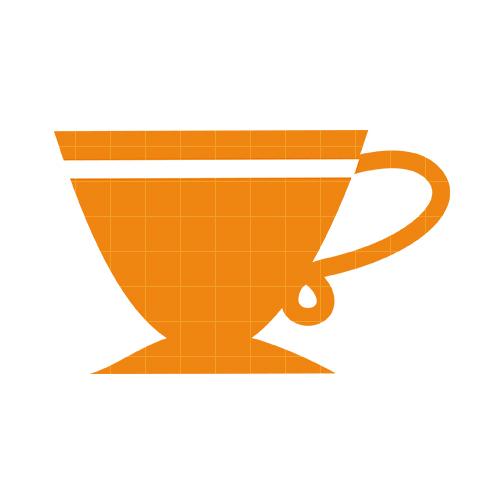 Teacup clipart orange Download art Clip Clipart cup