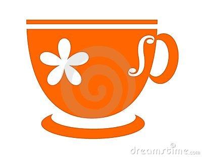 Teacup clipart orange Cup cup Image: Orange Orange