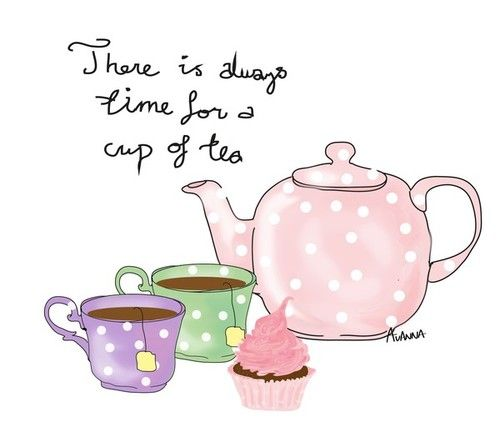 Teacup clipart poetry cafe More & Poetry Encouragements TeaCup