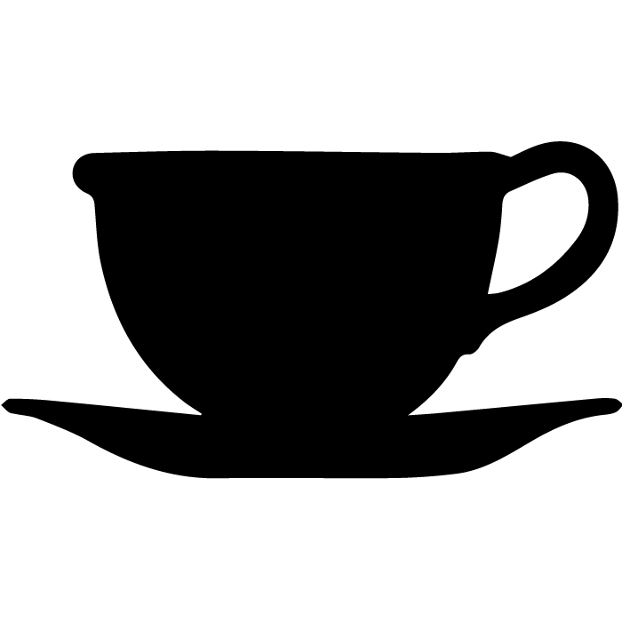 Teacup clipart silhouette Klejonka 33298 Teapot jpgVintage WS