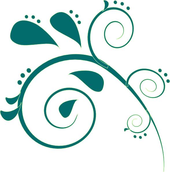 Teal clipart Images Clipart Paisley Clipart Paisley
