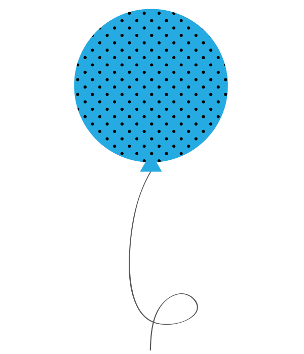 Balloon clipart string For invitations birthday and Birthday