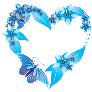 Blue Flower clipart love All Use Images Own Your