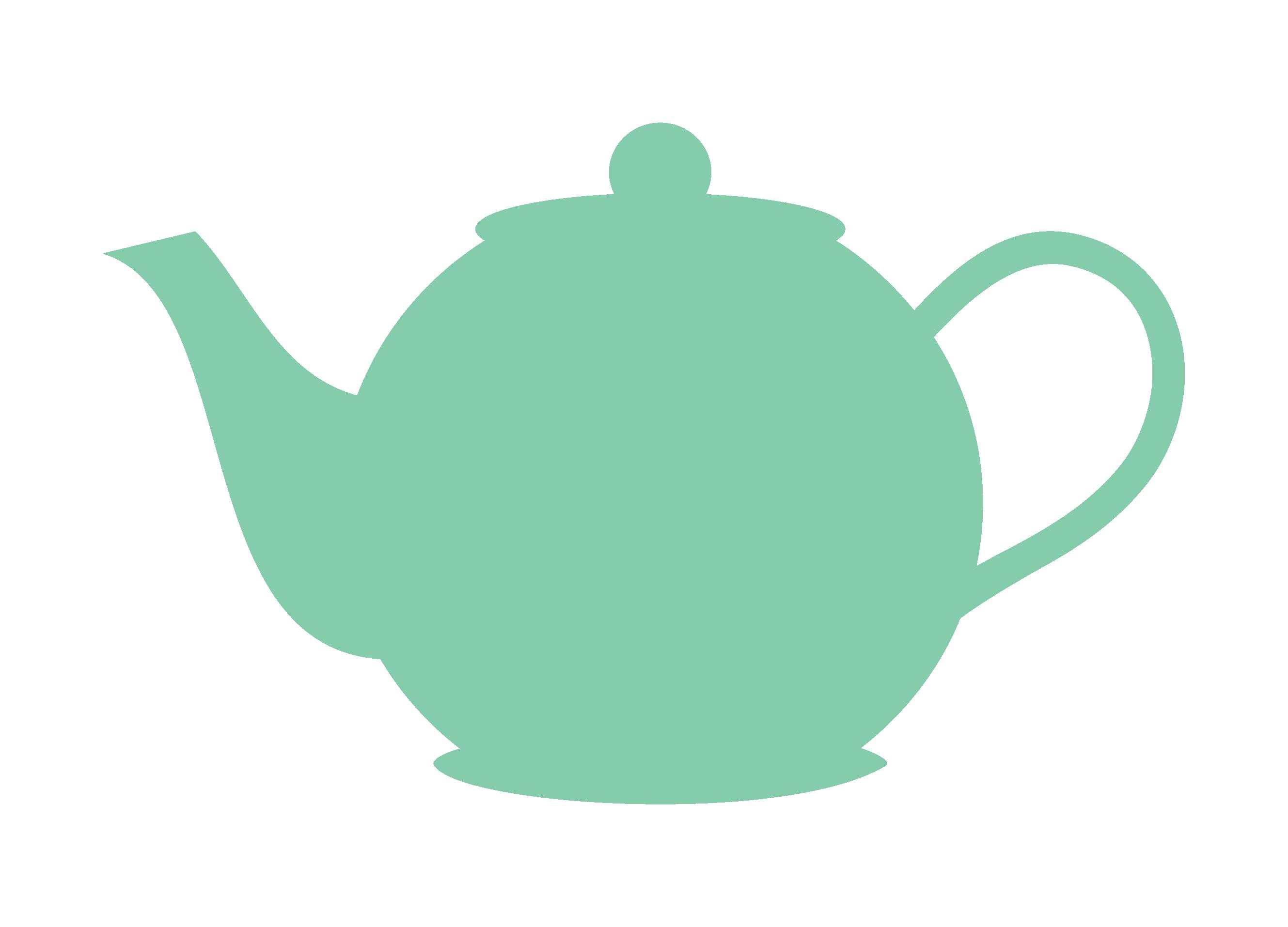 Teacup clipart Teapot Free Clipartix clip clipart
