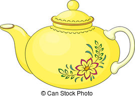 Templates  clipart teapot Teapot with  China