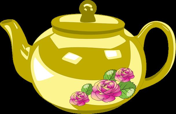 Teapot clipart Free Teapot clipart tea clipart