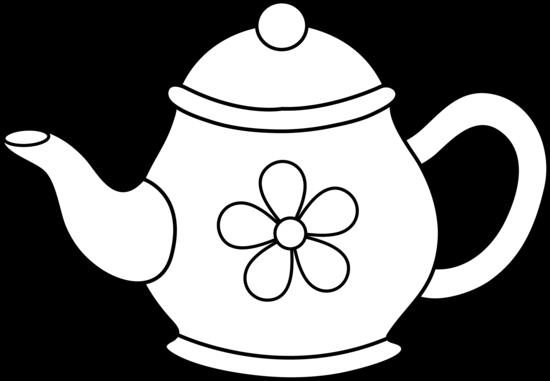 Teapot clipart Teapot Art Art Free Line