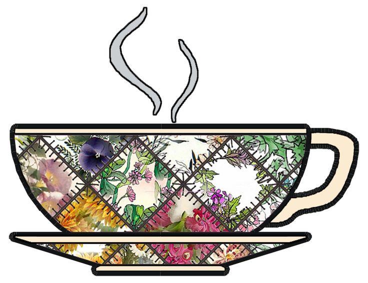 Teacup clipart tea break Icons & top clipart Clipart