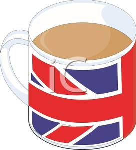 Teapot clipart british Cup British Tea Art Clip