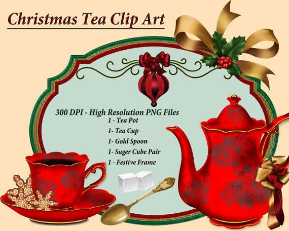 Teacup clipart christmas Clipart Cup Christmas from Art