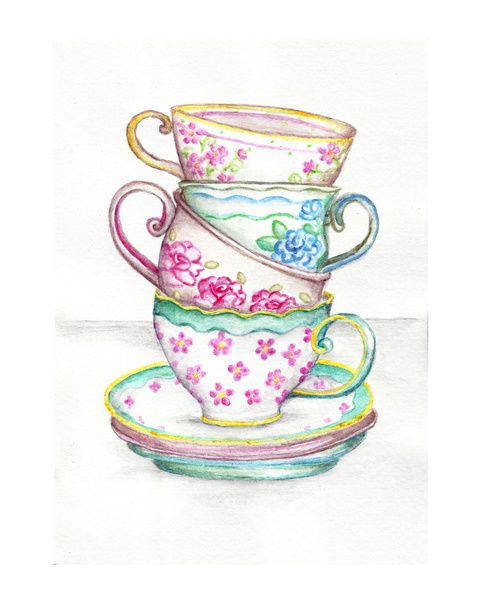 Teapot clipart cream tea Images: high Club Pyrite collection