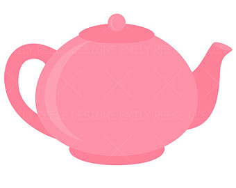 Teapot clipart cute Pinsdaddy on art art on