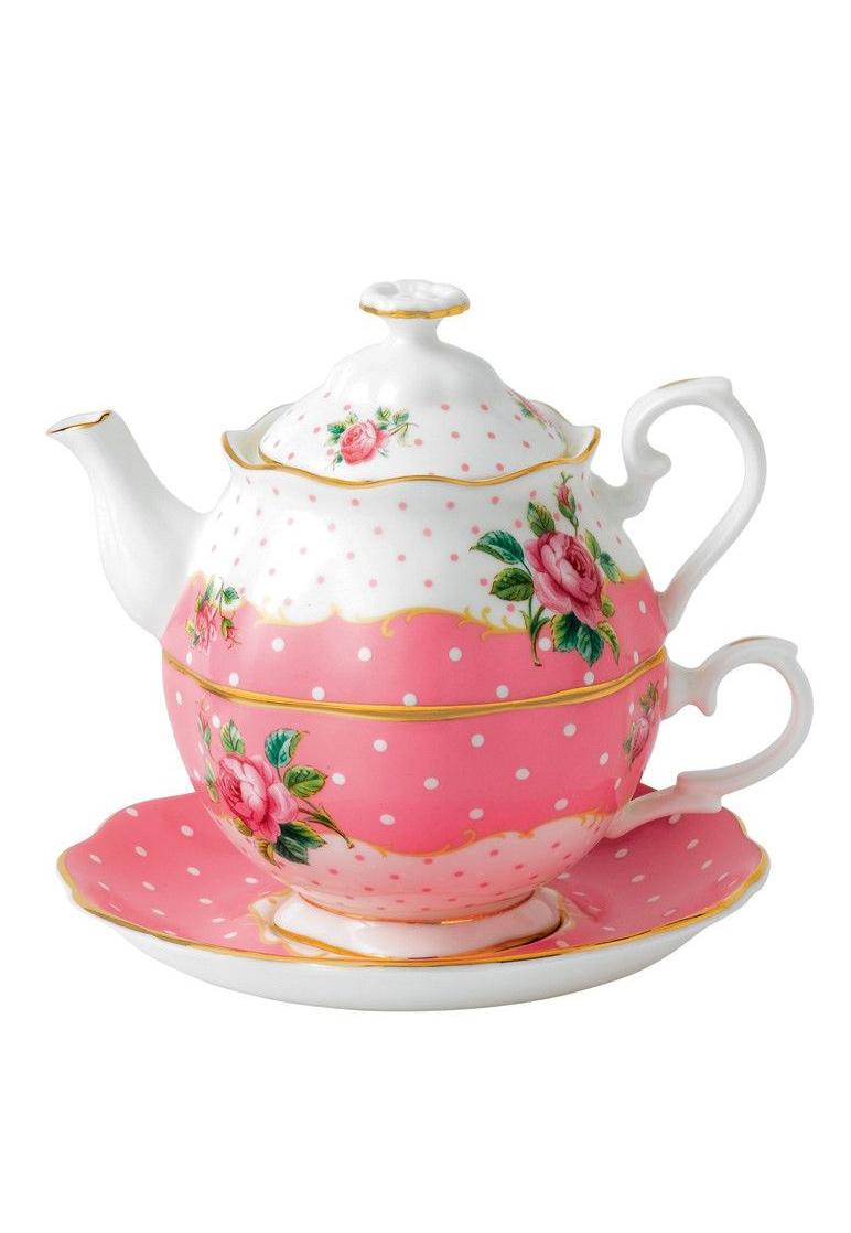 Teapot clipart hot Le of Tea Kettle Pink
