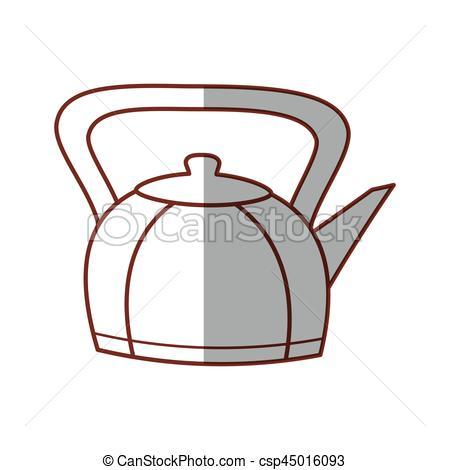 Teapot clipart hot Teapot EPS kettle kettle hot