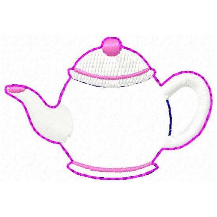 Teapot clipart teacup China china tea Clipartix cup