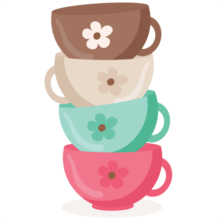 Teapot clipart teacup stack Clipart cup background cup no