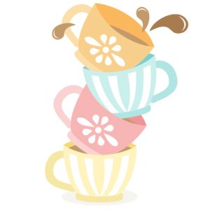 Teapot clipart teacup stack More best images on and