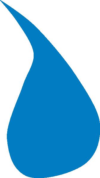 Waterdrop clipart teardrops falling Vector online Tear Clip clip