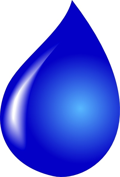 Drawn raindrops free water  ( Water svg office