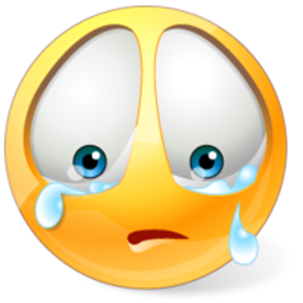 Tears clipart feelings Emoticon Face Pictures Face Art