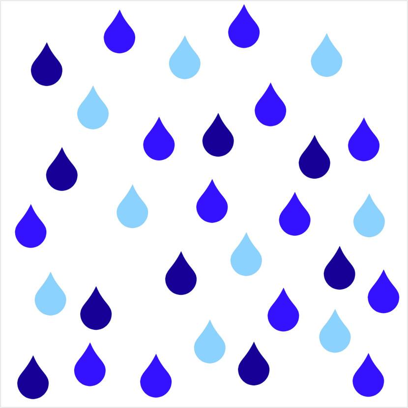 Tears clipart rain droplet Rain clipart  clipart Collection