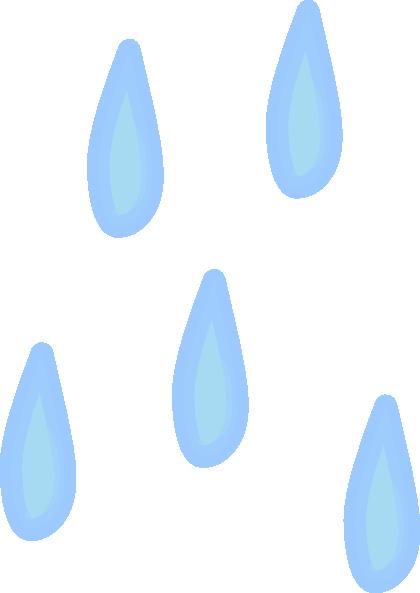 Raindrops clipart rain droplet  Art clip as: image