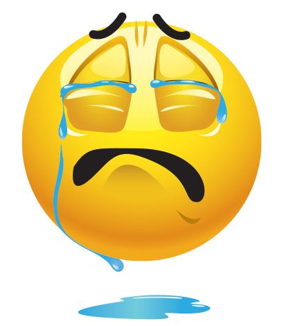 Tears clipart sad smile Smiley best Flow on about