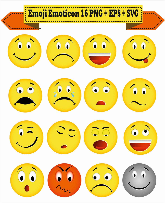 Tears clipart sad smile Cry Emoticon  digital Face