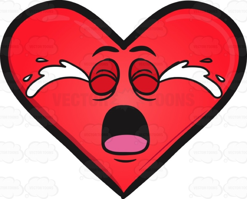 Tears clipart sadness : Pinterest Cartoon Emoji Sad