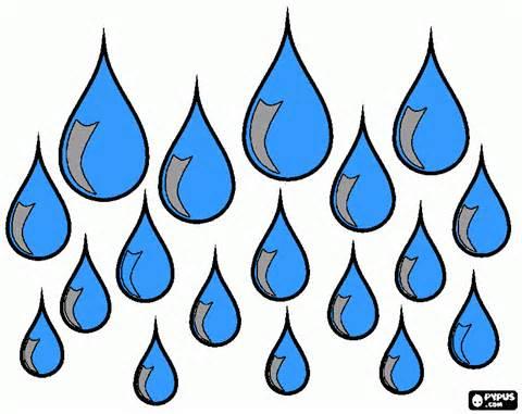 Tears clipart umbrella raindrops Art Pages Umbrella Art Drop